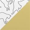 蛋黃 (9449) + 小貓圖案 (CM#KT70-1)