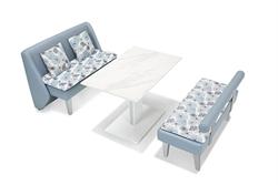 LANGEN I D001AC Dining Sofa Series