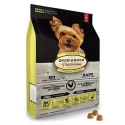 Oven Baked (成犬) 走地雞糙米配方 狗糧(細粒)