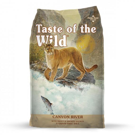 Taste of the Wild 無穀物鱒魚+煙三文魚配方(全貓糧)