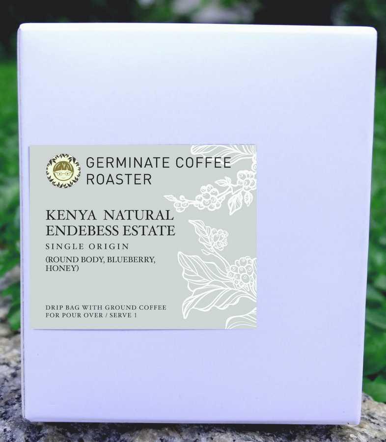 Kenya Endebess Estate Natural