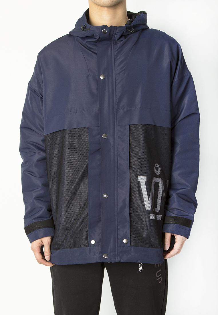 BSX Oversize Parka Jacket with hood (10407061669)