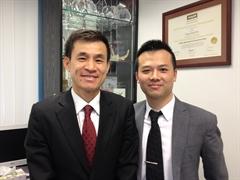 香港前首席單車手洪松蔭先生擔任創會名譽顧問